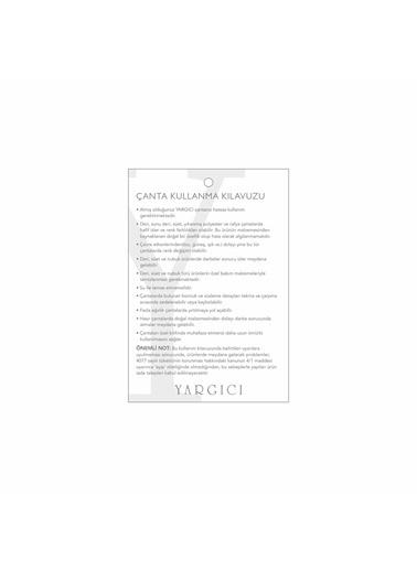 Yargıcı Clutch / El Çantası Haki